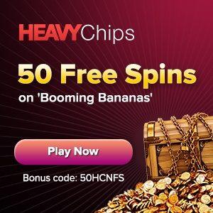 heavy chips casino no deposit bonus