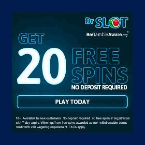Dr Slot Casino No Deposit Bonus