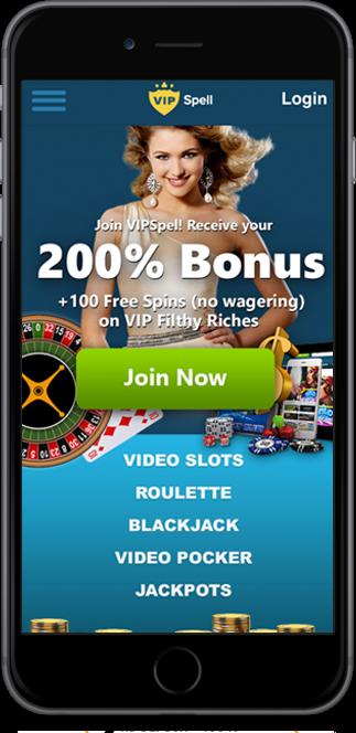 vip spell casino