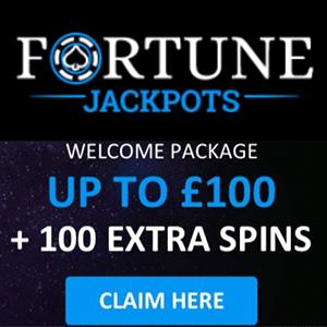 fortune jackpots casino bonus
