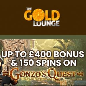 gold lounge casino bonus