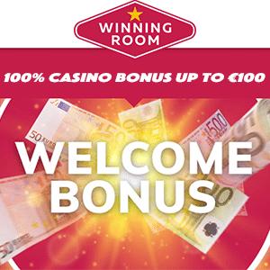 winning room casino bonus