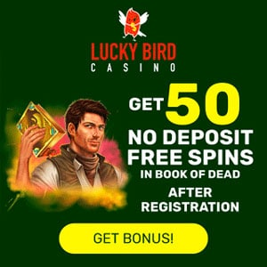 lucky bird casino free spins no depisit bonus