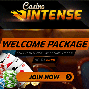 casino intense bonus