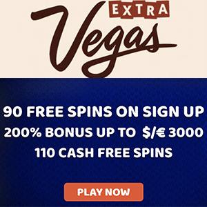 extra vegas no deposit bonus