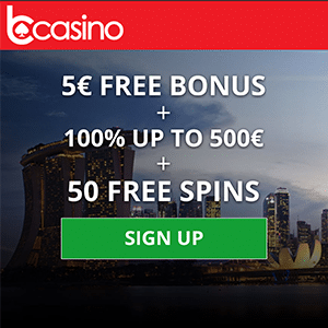 Bcasino Has A Huge No Deposit Bonus For New Players