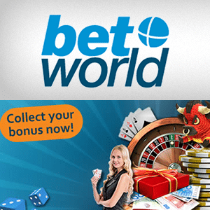 betworld casino no deposit bonus