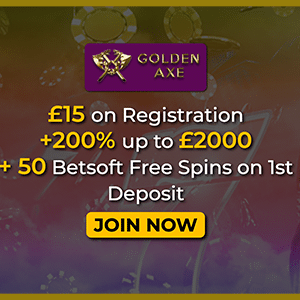 golden axe casino no deposit bonus