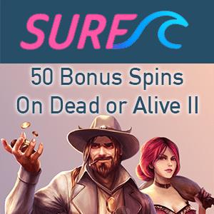 surf casino bonus