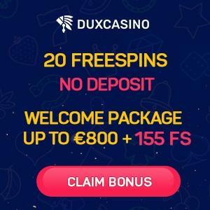 dux casino no deposit bonus