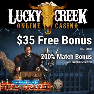 lucky creek casino free no deposit bonus