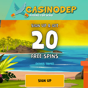 casinodep no deposit bonus