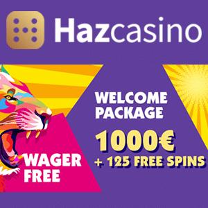 haz casino wager free bonus