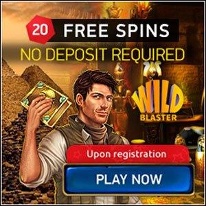 wildblaster casino no deposit bonus