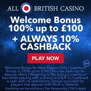 all british casino no deposit bonus