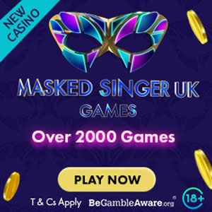 masked singer casino bonus