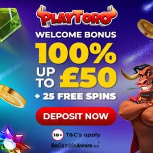 playtoro casino bonus
