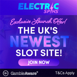 electric spins casino bonus