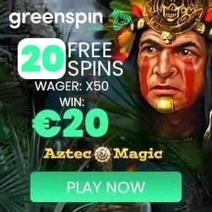 greenspin casino bonus no deposit