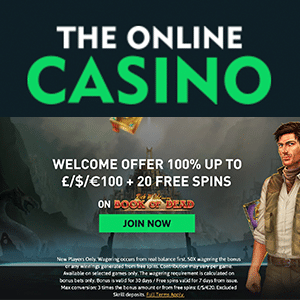the online casino bonus