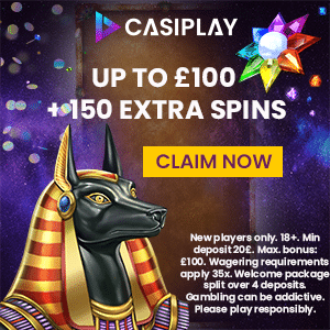 casiplay casino bonus