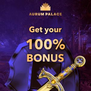 aurum palace casino bonus