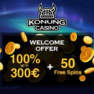 konung casino no deposit bonus