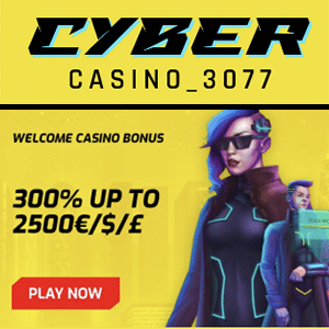 cyber casino bonus