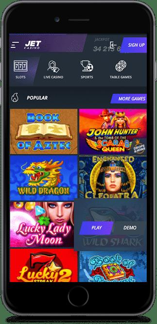 jet casino no deposit bonus