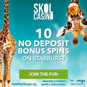 skol casino no deposit bonus