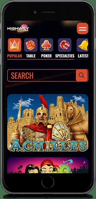 highway casino no deposit bonus