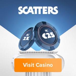 scatters casino bonus
