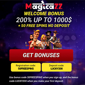magicazz casino no deposit bonus