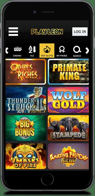 play leon casino no deposit bonus