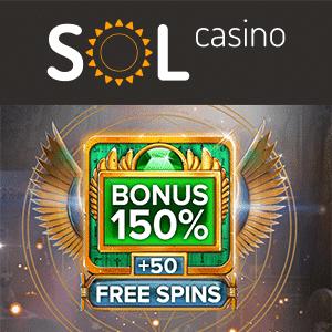 sol casino no deposit bonus