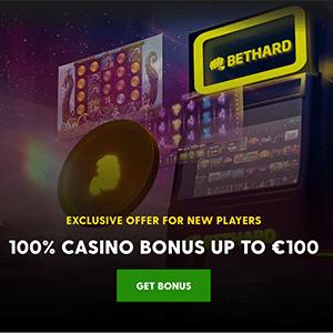 bet hard casino bonus