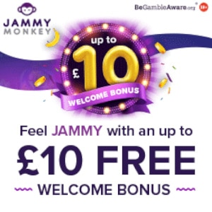 jammy monkey casino no deposit bonus